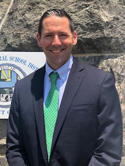 Welcome, Superintendent Dr. Benante