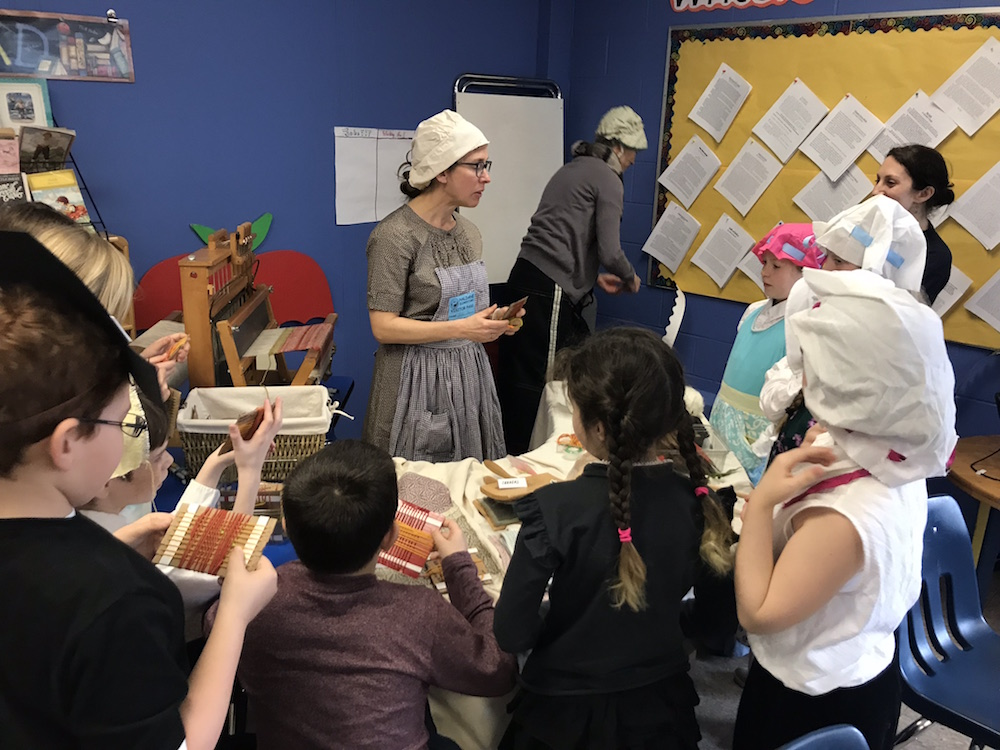 4th Grade Colonial Day